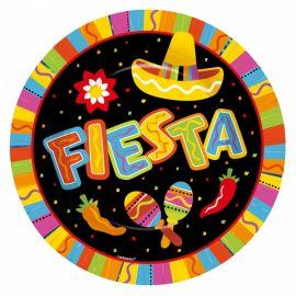 Platos fiestas mexicana