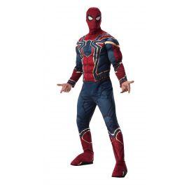 Disfraz iron spider musculos adt