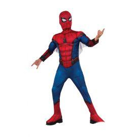 Disfraz spiderman musculos inf
