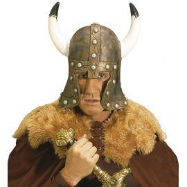 Casco vikingo latex