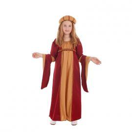 Disfraz cortesana medieval