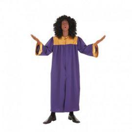 Disfraz tunica gospel