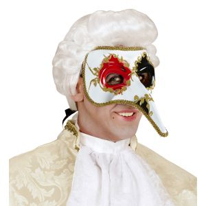 Mascara venecia hombre