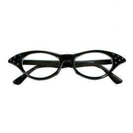 Gafas negras años 50