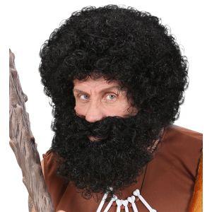 Peluca y barba knecht ruprecht