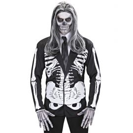 Chaqueta w esqueleto
