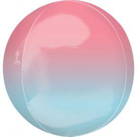 Globo esfera degradado