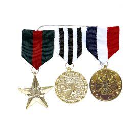 Condecoraciones medallas