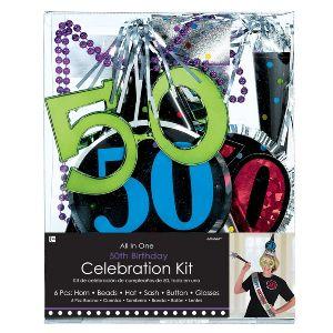 Part kit 50 cumple