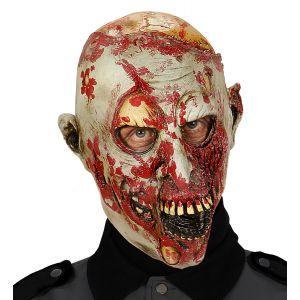 Mascara zombie mortal