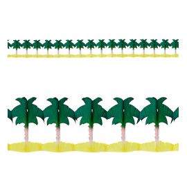 Guirnalda palmera 4 metros