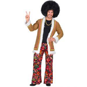 Disfraz hippie chico woodstock
