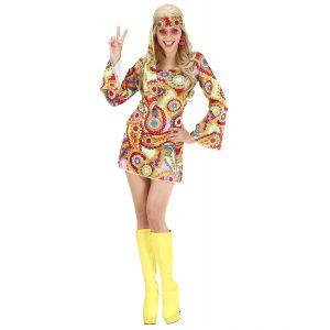 Disfraz hippie girl