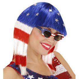 Peluca miss america