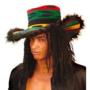 Sombrero rasta funky