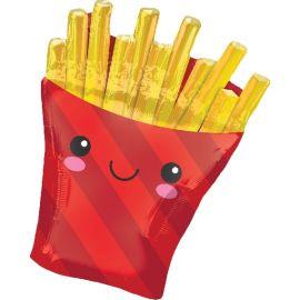 Globo helio bolsa de patatas feliz