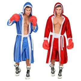 Disfraz boxeador colores