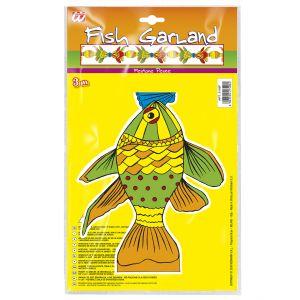 Guirnalda pez 3m