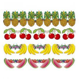 Guirnalda frutas surt em