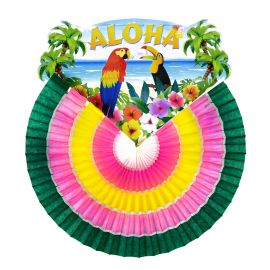 Rosa aloha multicolor 46cm