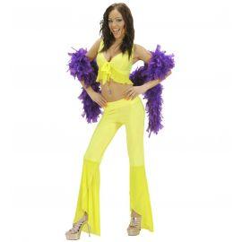 Disfraz samba de janeiro amarillo