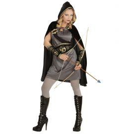 Disfraz mujer arquera
