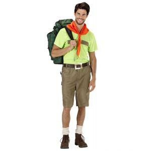Disfraz boy scout