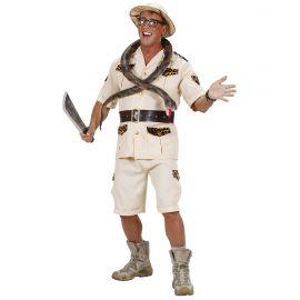 Disfraz safari hombre