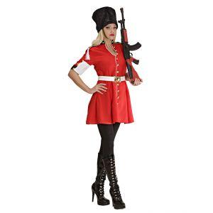 Disfraz guardia real mujer