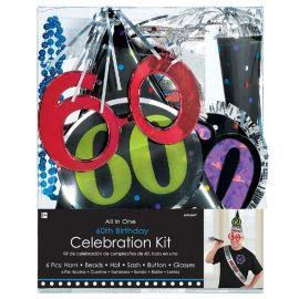Party kit 60 cumple