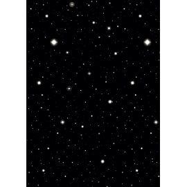 Decorado fondo noche estrellada 12m