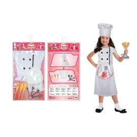 Disfraz chef 3-6 años