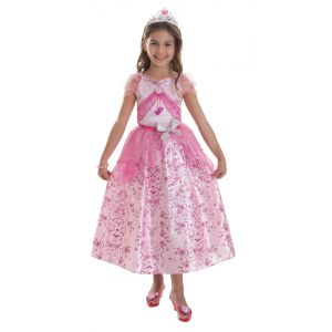 Disfraz barbie princesa