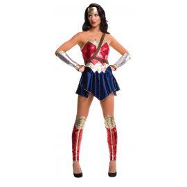 Disfraz wonder woman liga de la justicia