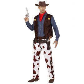 Disfraz cowboy vaquero