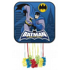 Piñata Batman cómic