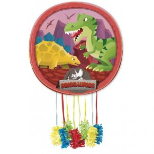 Piñata dinosaurios surtida