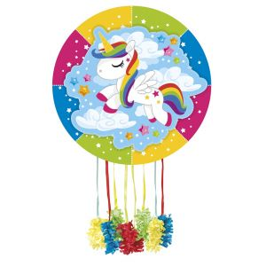 Piñata unicornio party surt.