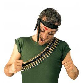 Cinturon balas sencillo