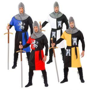 Disfraz guerrero medieval tunica