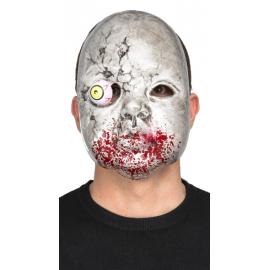 Media máscara muñeca