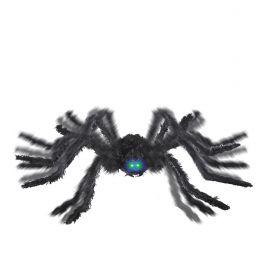 Araña negra animada 90cm