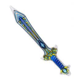 Espada hinchable azul 70cm