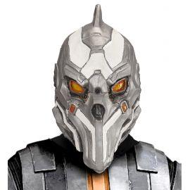 Mascara comando espacial