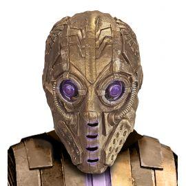 Mascara soldado del espacio