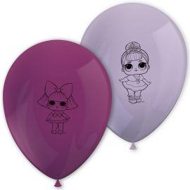Pack 8 globos lol sorprise