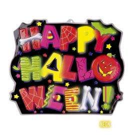 Senal happy halloweeen 3d