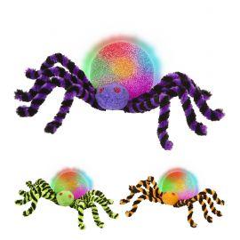 Araña colores con luz cambiante surt