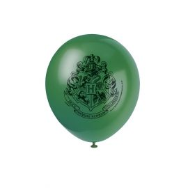 Pack 12 globos latex harry potter