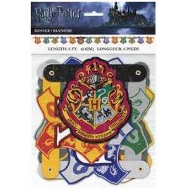 Guirnalda feliz cumpleaños Harry Potter